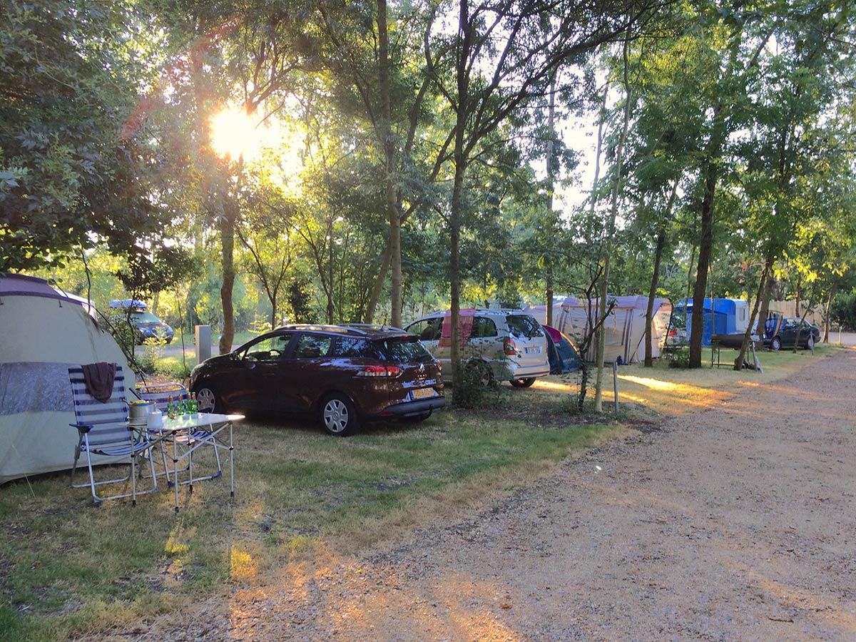 emplacements camping marais poitevin