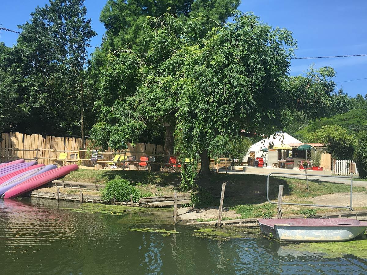 canoes marais poitevin