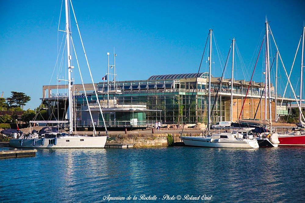 camping proche aquatrium La Rochelle