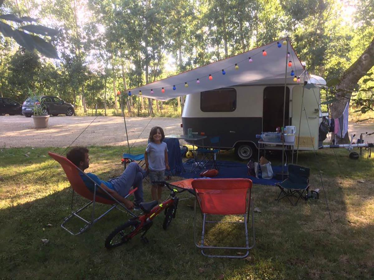 location d'emplacement camping marais poitevin