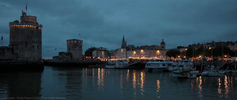 les tours de nuit La Rochelle