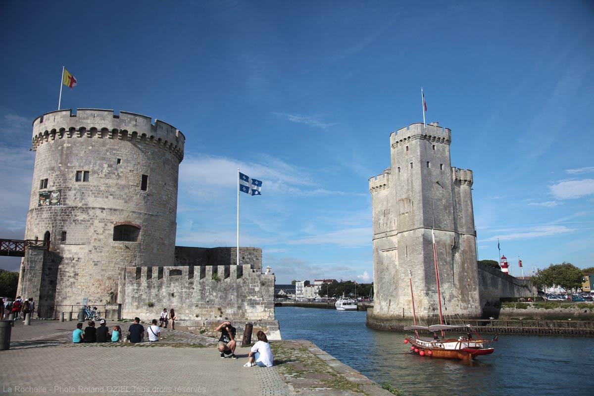 2 tours La Rochelle