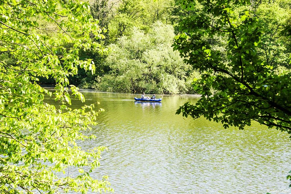 camping proche du lac de mervent