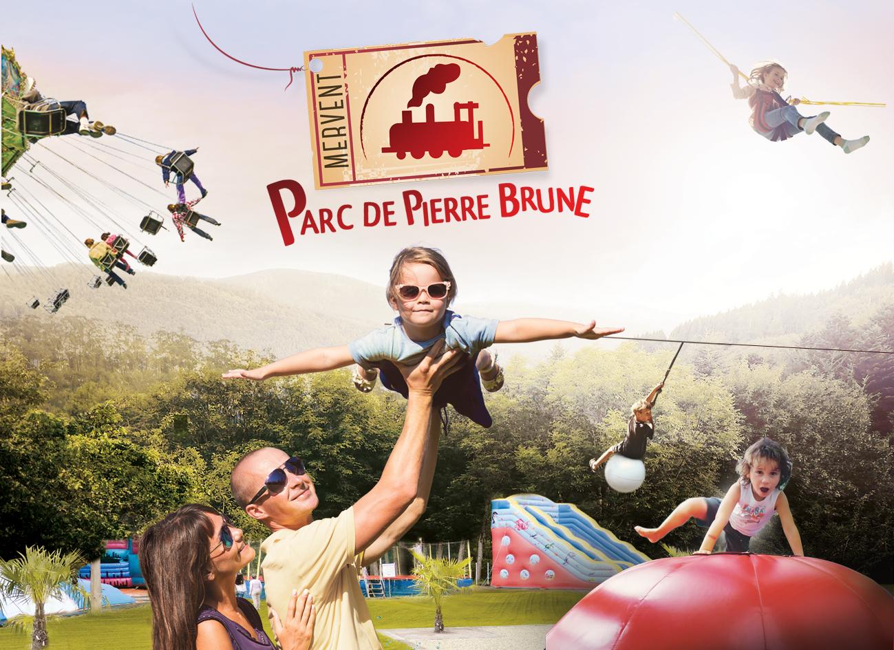 Parc de Pierre-Brune Mervent