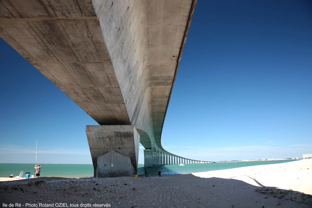 pont Ile de Ré