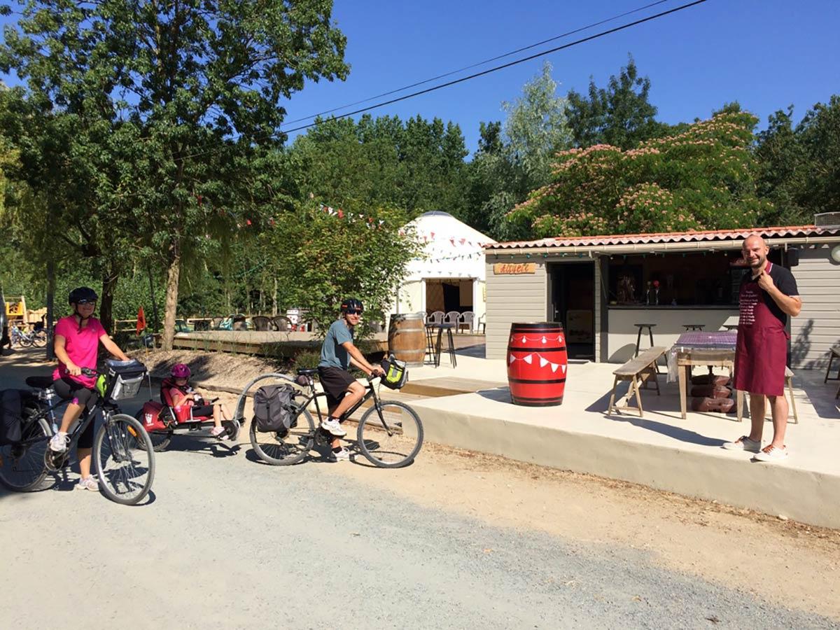 séjours itinérants marais poitevin à vélo