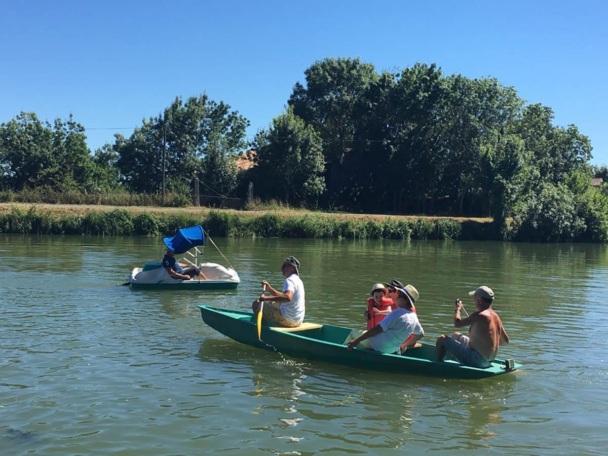 canoe marais poitevin